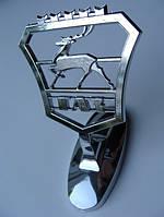 Эмблема на капот ГАЗ Волга Соболь Газель (прицел) Волга Газель Соболь