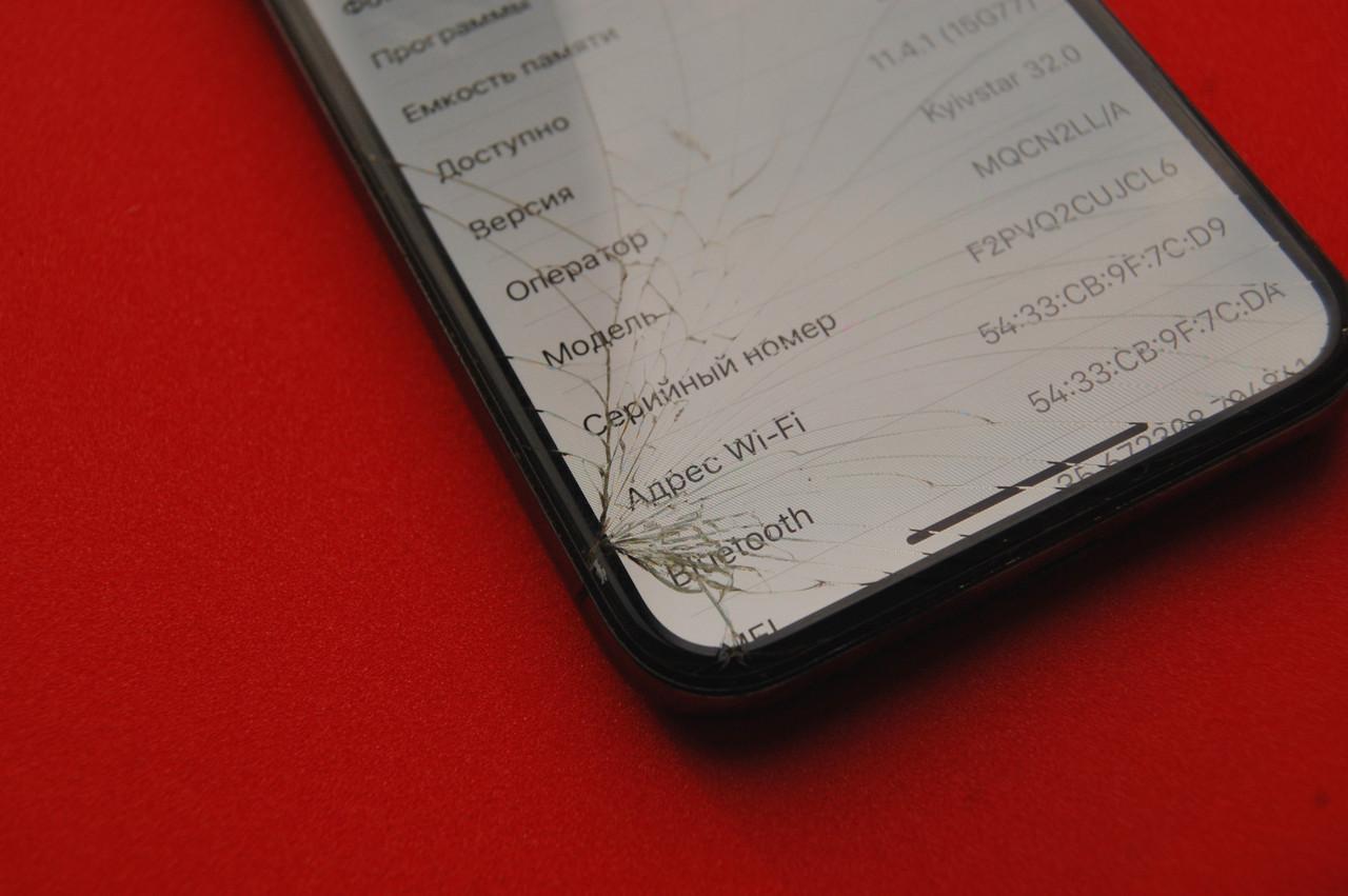 iphone замена стекла цена