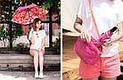 Зонт (розовый хаки), фото 2