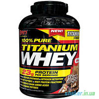 Сывороточный протеин изолят SAN 100% Pure Titanium Whey (2,24 кг) сан титаниум вей cappuccino cream