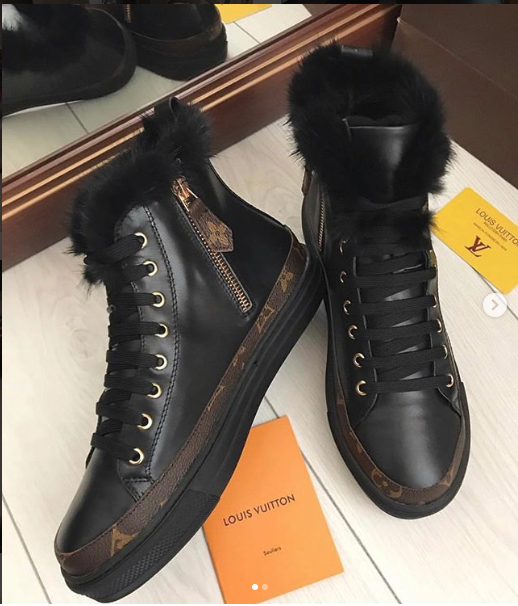 Ботинки зимние женские брендовые