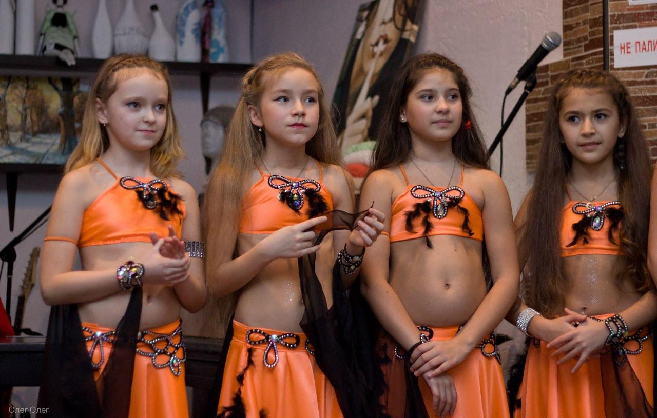 Школа детских восточных танцев
