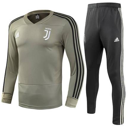 Спортивный костюм Ювентус (Тренировочный клубный костюм Juventus), фото 2
