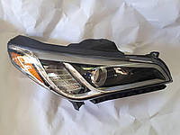 92102C2050 Hyundai Sonata 15-17 фара правая США БУ, фото 1