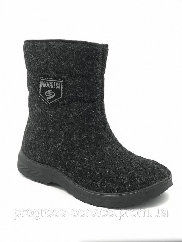 Ботинки(румынки) мужские зимние, арт. 5М-509