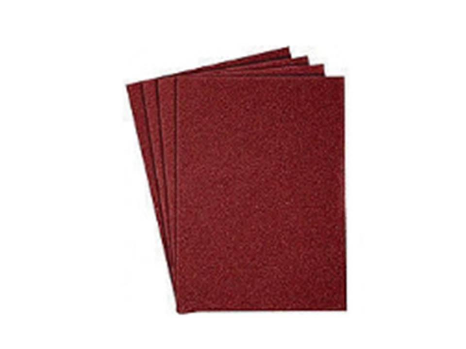 Набор наждачной бумаги влагостойкой 10 шт, K240