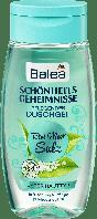 Крем - гель для душа Balea Schönheitsgeheimnisse Totes Meer Salz & Weißer Tee, 250 мл.