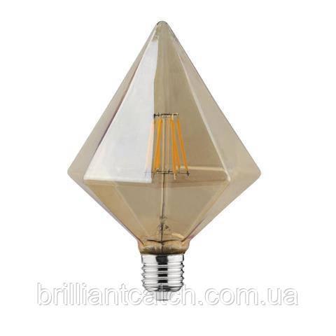Лампа RUSTIC PYRAMID-6