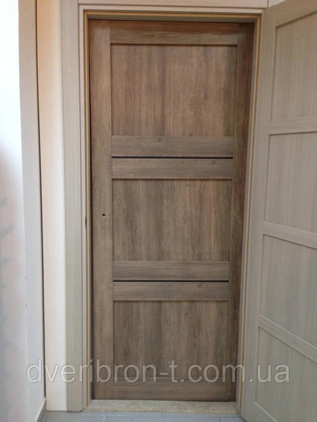 Межкомнатные двери на Зодчих 34 б Киев