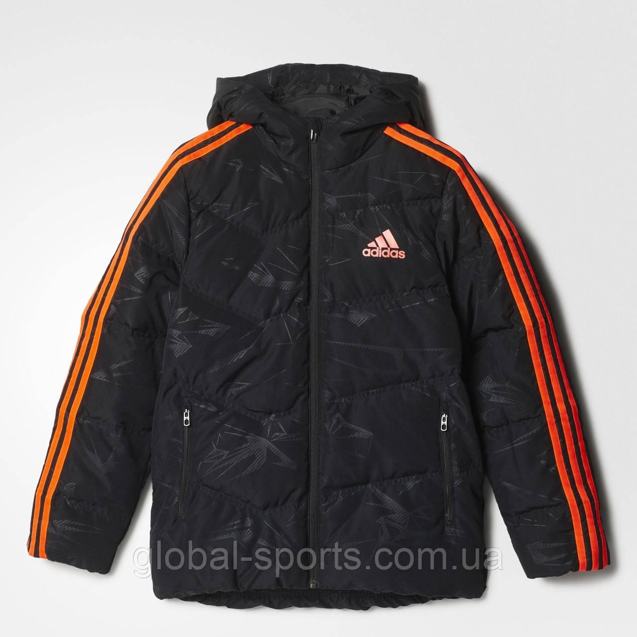 Детский пуховик Adidas YB DOWN K(Артикул:AY6813)