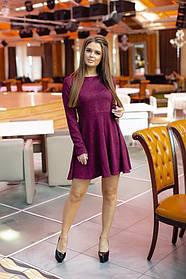 А1310 Платье с блеском размеры (42-48)