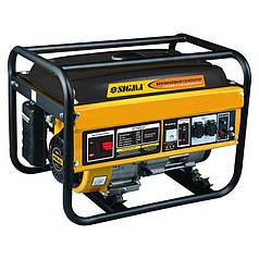 Генератор 2.5-2.8 кВт бензиновый 4-х тактный Sigma 5710221
