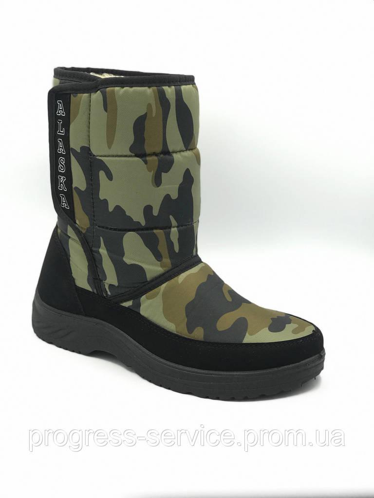 Ботинки(румынки) мужские зимние, арт. 5М-513