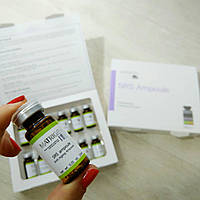 MATRIGEN SRS Anti-Aging Ampoule - антивозрастные, от морщин, дряблости, пигментации Корея, 1ампула, 10 мл, фото 1