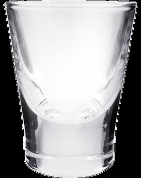 Стопка стеклянная конусная 55 мл, фото 2
