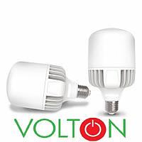 Светодиодная LED лампа высокомощная 100W E40 6500K, фото 1