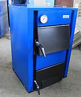 Твердотопливный котел КСТВ - «UNIMAX» 16 кВт (без регулятора тяги)