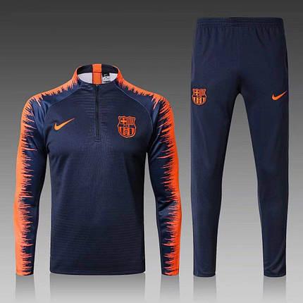 Спортивный костюм Барселона (Тренировочный клубный костюм FС Barcelona ), фото 2