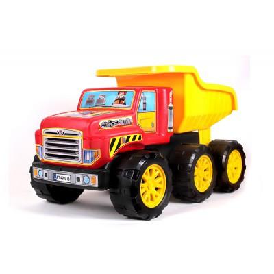 Детская игрушка Большой самосвал Технок (4203)