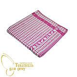 Кухонное полотенце махра 50*50 ассорти, розовое, фото 2