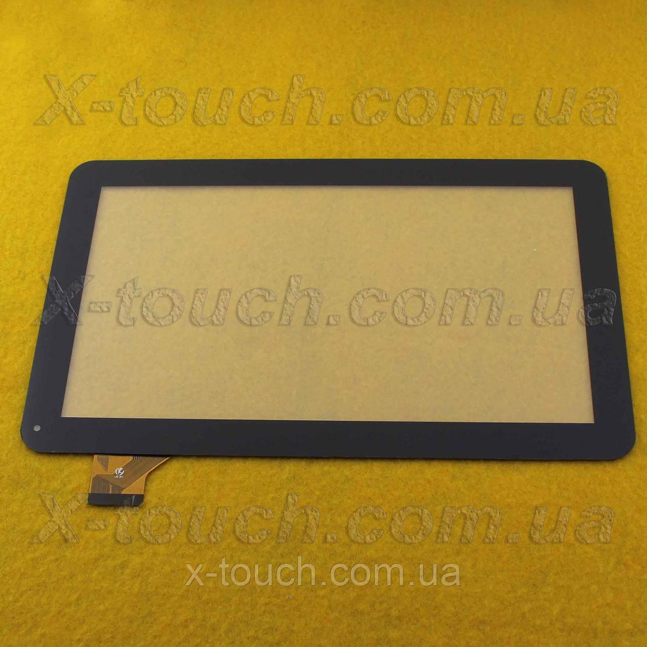 Тачскрин, сенсор SUPRA M121G черный для планшета