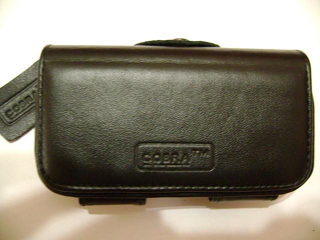 Кожанный карман на пояс 5-6 дюймов