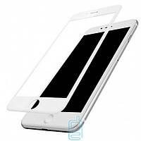 Защитное 5D стекло Apple iPhone 7 Plus, iPhone 8 Plus Full Glue  white тех.пакет