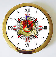 Логотип на часах