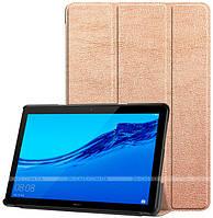 Чехол Slimline Portfolio для Huawei Mediapad T5 10 (AGS2-L09, AGS2-W09) Rose Gold