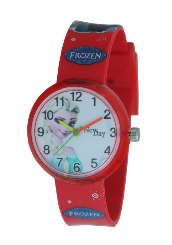 Часы детские наручные для девочки Фрозен