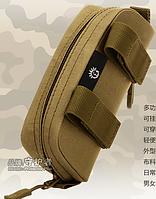 Чехол для очков ЖЁСТКИЙ подсумок / сумка / кошелёк / органайзер EDC Molle Protector Plus A016