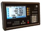 Устройство цифровой индикации серии ADR 50 с цветным LCD дисплеем (на 2,3 или 4 оси)