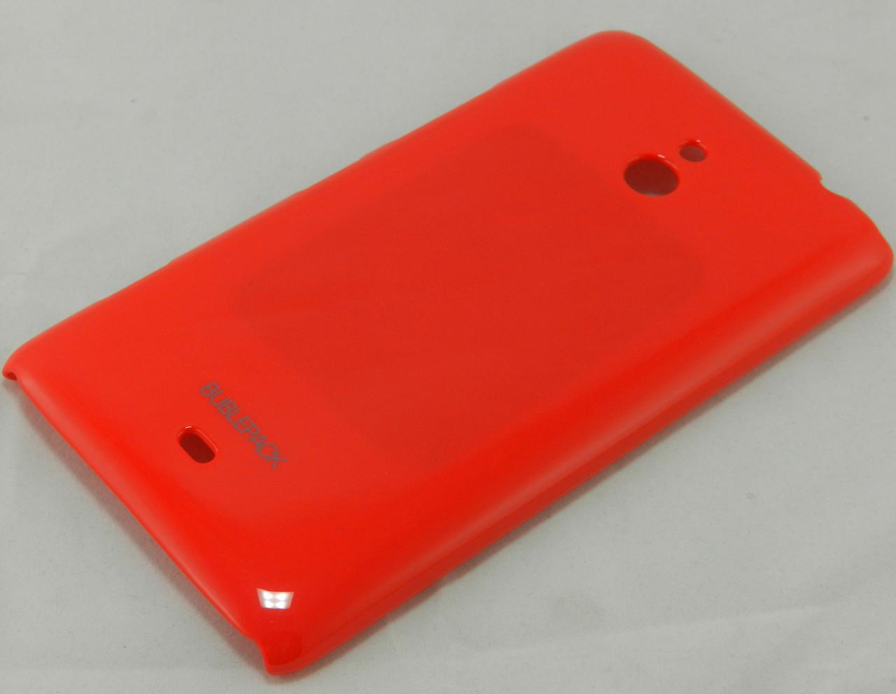пластиковий чохол на Nokia Lumia 1320 малиновий