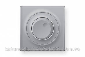 Светорегулятор для ЛН и галогенных. 1Е42001302 Цвет серый Florence