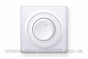 Светорегулятор для ЛН и галогенных. 1Е42001300 Цвет белый Florence