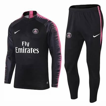 Спортивный костюм ПСЖ (Тренировочный клубный костюм PSG), фото 2