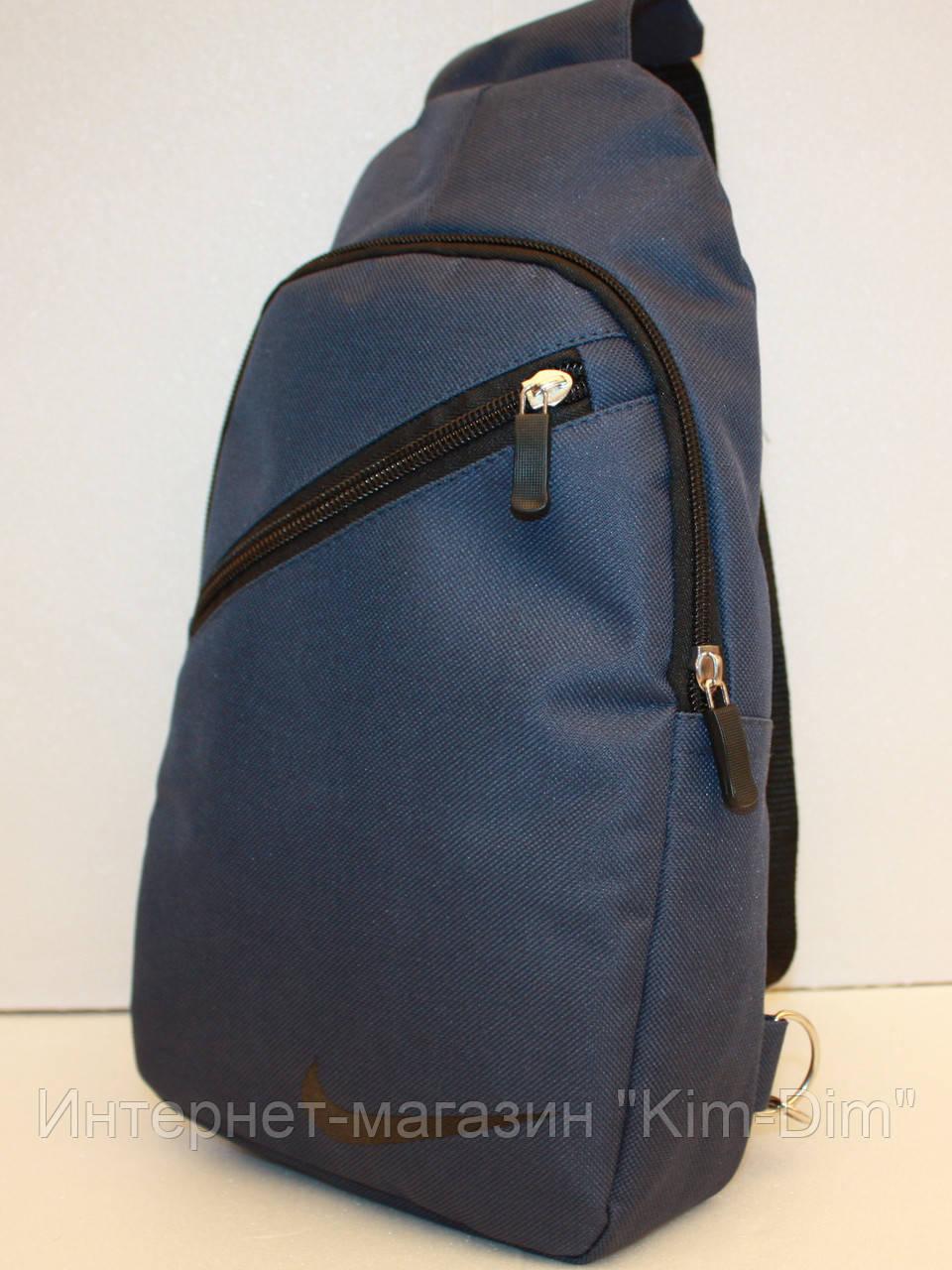 1f0e322a Сумка слинг через плечо в стиле Nike синяя: продажа, цена в Харькове ...