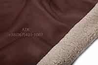 Дубленка Мерино с покрытием светло-коричневый