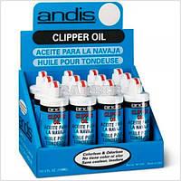 Andis масло для машинок упаковка 48 флаконов по 118 мл