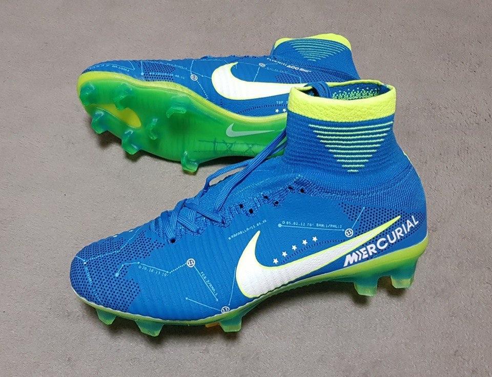 quality design f22f2 fa3ca Бутсы футбольные Nike Mercurial Superfly V FG NEYMAR - Bigl.ua