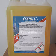 Средство для химчистки Nerta Interior Cleaner 5 л.