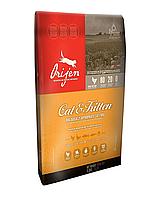Orijen Cat & Kitten корм для кошек и котят