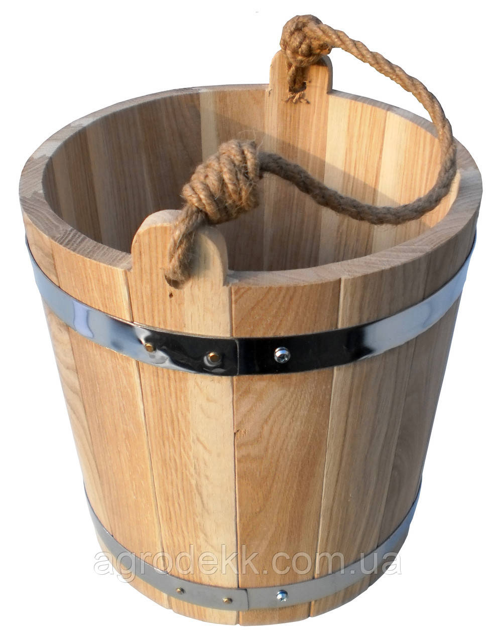 Ведро для бани 12 л. (эконом)