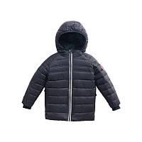 Стильная детская куртка для мальчика со светоотражателями 7443085-1 код (39728) в наличии: 100см,110см,120см,130см,140см