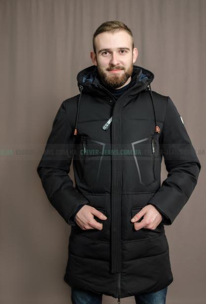 9c480f03871 Мужская куртка ZPJV - Clever Jeans - мы знаем об одежде всё в Киеве