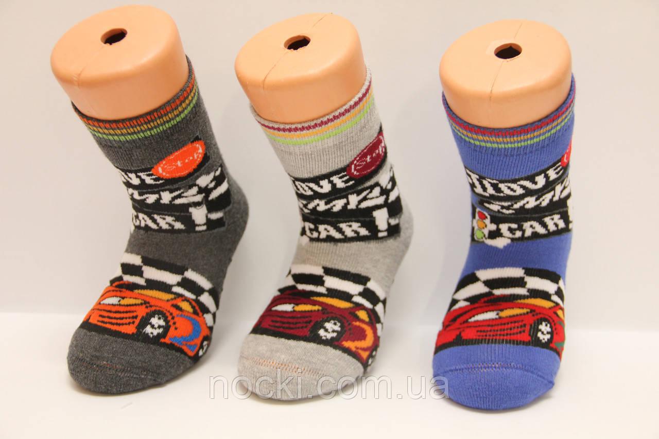Махровые детские носки с тормозами EKMEN, фото 1