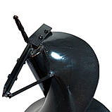 Бур (шнек) 300мм*1000мм со сменными лезвиями, фото 2