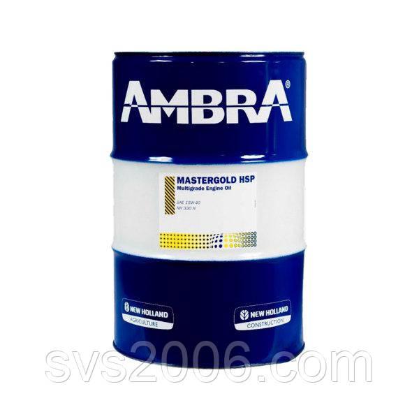 Масло моторное AMBRA MASTER GOLD HSP 15W-40