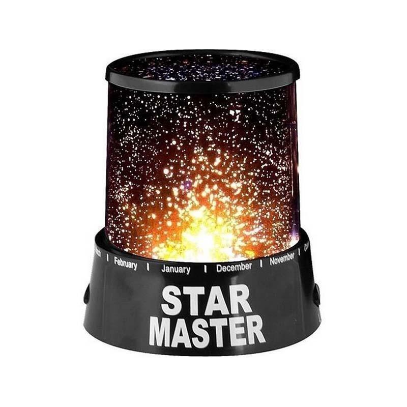 Ночник Star Master c блоком питания