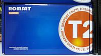 Romsat T8005HD цифровой эфирный DVB-T2 ресивер